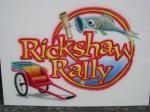 Rickshaw rally